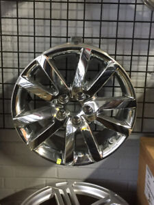 "18"" NEW Ford Replica Alloy Rims"