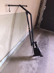2 racks à velo pour le garage
