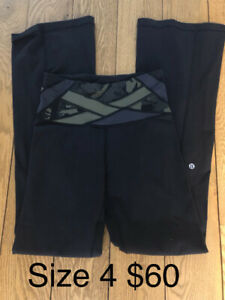 Lululemon grove pants