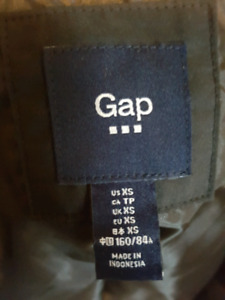 New gap winter coat