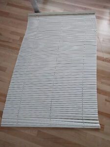 "Stores 1"" horizontal blinds"