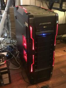 CyberPower Full sized Desktop PC - $1100 or best offer