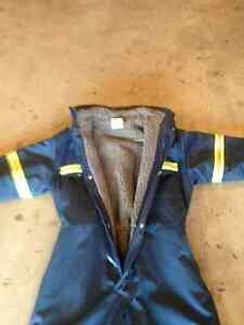 **HELLY HANSEN INSULATED COVERALLS**46 TALL** Prince George British Columbia image 1