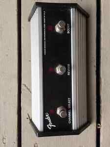 Fender Guitar Channel Select Foot Switch Cambridge Kitchener Area image 1