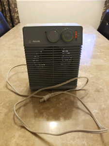 Chauffe-espace Philips 1500 W / Philips 1,500W Space Heater