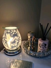 Tinkerbell electric warmer