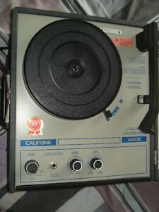 Table tournante Califone 1420K