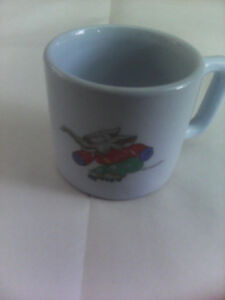Child's first cup