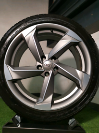 🔥19″ New Style ttrs Audi Alloy Wheels 🔥