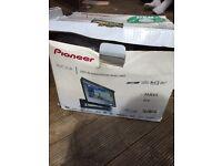 Pioneer dvd head unit