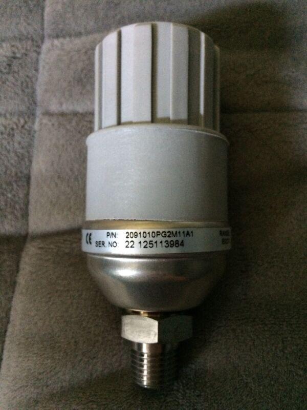Setra 0-500 PSI Pressure Transmitter Model 209