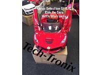 12v Laferrari Ride On Electric Car with Remote Control,