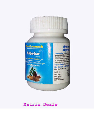 - Herbal Remedy Constipation Kabzhar LaxativeTablets  Safe & Effective