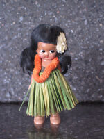 Vintage Hawaiian Doll