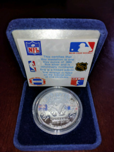 1992 Blue Jays World Series Champs Silver Coins