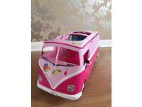 Steffi VW Camper Van toy.