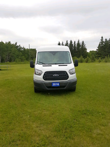 2016 Ford Transit T-250 148 WB Cargo