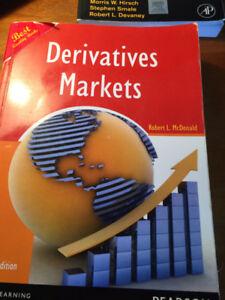 DERIVATIVES MARKETS - 3E ED. ROBERT L. MCDONALD