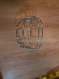 Bauer goalie mask replacement cages