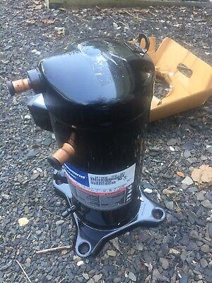 Copeland Zf11k4e-tfd-961 Scroll Compressor Nos Nib Low Temp Poe Oil 460v 3ph