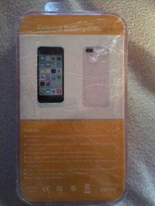 External battery case for iPhone 5/5C/5S London Ontario image 2