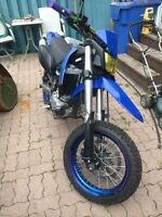 2010 Kawasaki KLX350SF Big Bore