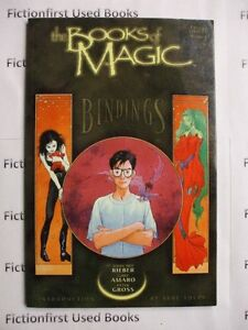 "Graphic Novel: ""The Book of Magic: Bindings"""