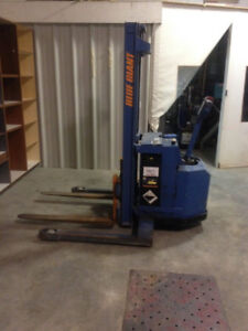 Electric Lift Truck For Sale