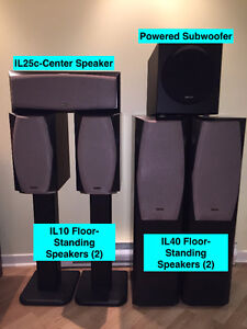 Surround Sound Speakers