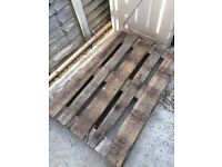 120cm x 80cm pallet for sale