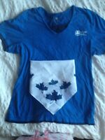 Girl Guide T Shirt and Scarf