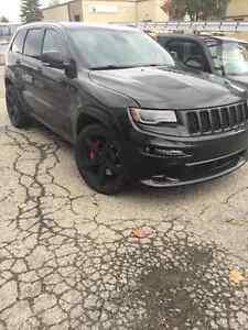 2014 Jeep Grand Cherokee SRT VUS ouvert au échange