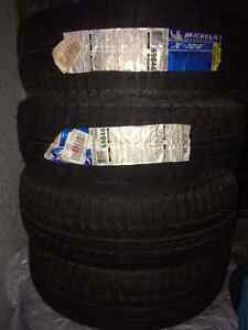 New Michelin X-Ice  195/65r15
