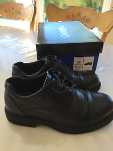 Men's Black Dress Shoes