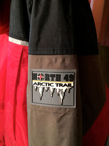 North 49 Artic Trail Snowmobile or Icefishing Jacket - Size XL Strathcona County Edmonton Area image 4