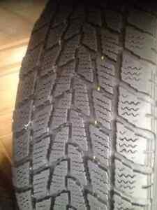 Set of 4 Toyo Winter tires 205/65/16