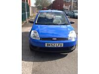 Ford Fiesta 1.3 ( a/c ) 2003.25MY LX cheap car great for new drivers