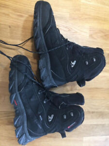 Chaussure homme hiver pour neige