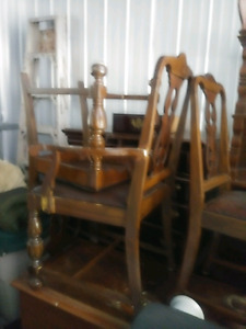 Table and chairs300 or offer