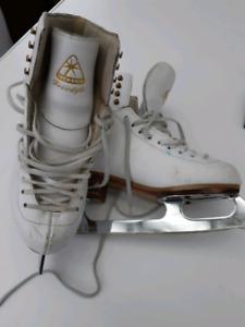 Patins de patinage artistique de haut de gamme