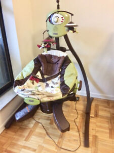 Fisher Price baby swing - Zen collection - EXCELLENT CONDITION!