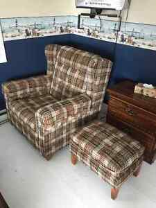 Couch & Chair For Sale!