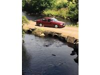 Vauxhall cavalier red top conversion for sale