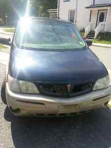 2005 Pontiac Montana Minivan, Van Kingston Kingston Area image 4