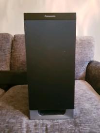 Sound bar and speaker
