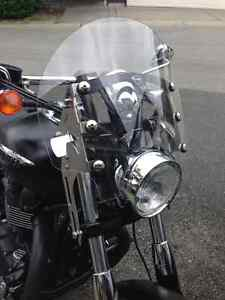Triumph Speedmaster / America Summer Screen or windshield.