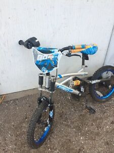 "16"" hot wheels bike"
