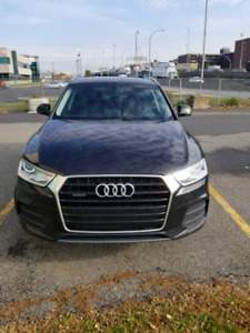 2017 Audi Q3 Progressive lease transfer- only $482 +tax/month