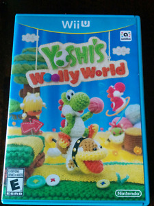 Yoshi's Wooly World for Wii U
