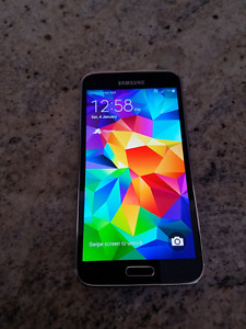 Samsung Galaxy S5 mint condition